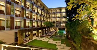 峇里島水明漾海文酒店 - 水明漾 - 庫塔 - 建築
