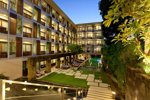 The Haven Bali Seminyak - Κούτα - Κτίριο