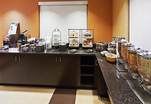 Residence Inn by Marriott Houston Sugar Land/Stafford - Stafford - Ruoka