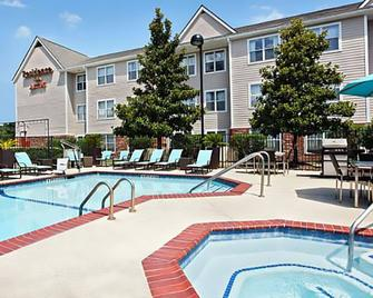 Residence Inn Houston Sugar Land/Stafford - Stafford - Pool