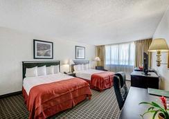 丹佛中央品質酒店 - 丹佛 - 丹佛 - 臥室