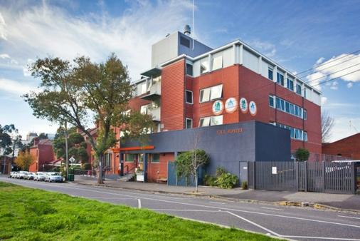 Melbourne Metro Yha - Hostel - Melbourne - Building