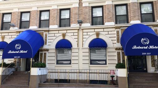 貝爾諾德酒店 - 紐約 - 建築