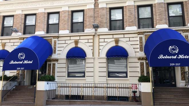 Belnord Hotel - New York - Rakennus