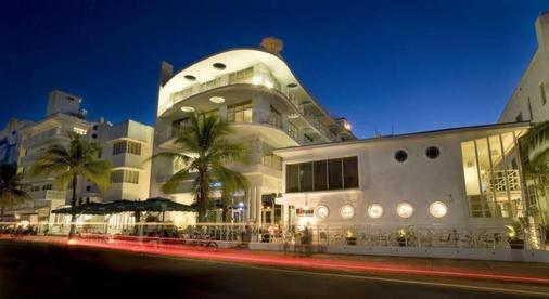 Strand Ocean Drive Suites - Miami Beach - Building