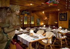Hotel Albana Real - Zermatt - Restaurant