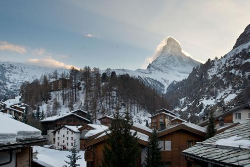 Hotel Albana Real - Zermatt - Building
