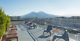 B&B Hotel Napoli - Napoli - Balkong