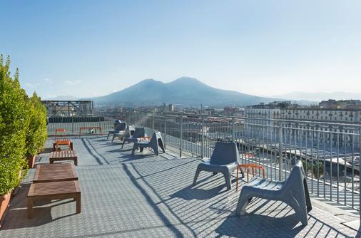 B&B Hotel Napoli - Napoli - Balkon