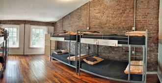 City House Hostel Philadelphia - Philadelphia - Phòng ngủ