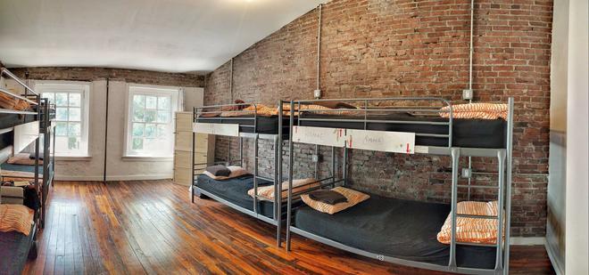 City House Hostel Philadelphia - Philadelphia - Camera da letto