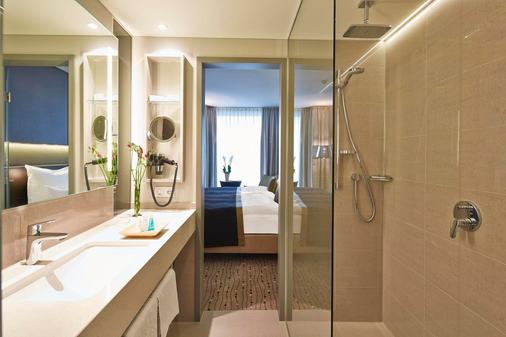 Steigenberger Hotel Am Kanzleramt - Berlin - Bathroom