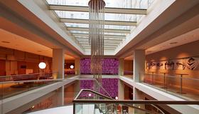 Steigenberger Hotel Am Kanzleramt - Berlin - Patio