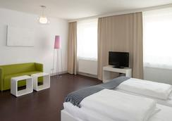 Stanys Das Apartmenthotel - Wien - Makuuhuone