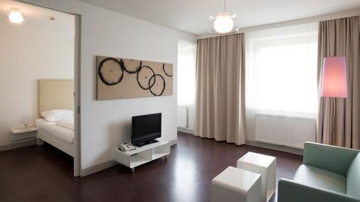 斯塔尼斯酒店及公寓 - 維也納 - 客廳