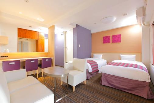 Hotel MyStays Asakusa - Τόκιο - Κρεβατοκάμαρα