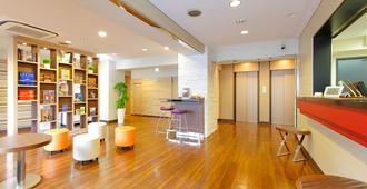 Hotel MyStays Asakusa - טוקיו - לובי