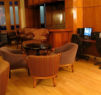 Hotel St. James - New York - Business centre