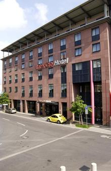 Intercityhotel Erfurt - Erfurt - Building