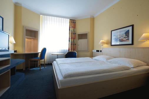 Intercityhotel Erfurt - Erfurt - Bedroom