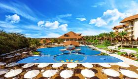 Recanto Cataratas - Thermas, Resort e Convention - Фос-ду-Игуасу - Бассейн