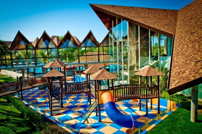 瑞侃托公園溫泉度假村及會議中心酒店 - 科士.道力喬 - 伊瓜蘇市 - 飯店設施