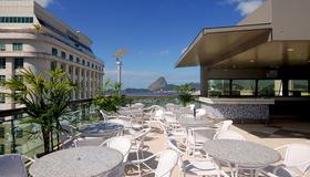 Hotel Atlantico Business Centro - Rio de Janeiro - Patio