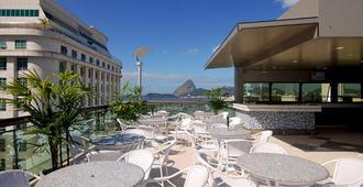 Hotel Atlantico Business Centro - Rio de Janeiro - Pátio