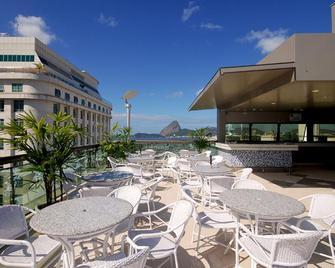 Hotel Atlantico Business Centro - Río de Janeiro - Patio