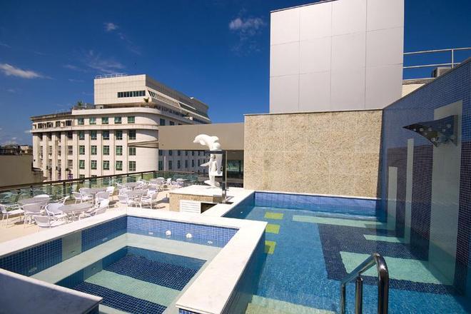 Hotel Atlantico Business Centro - Río de Janeiro - Pileta