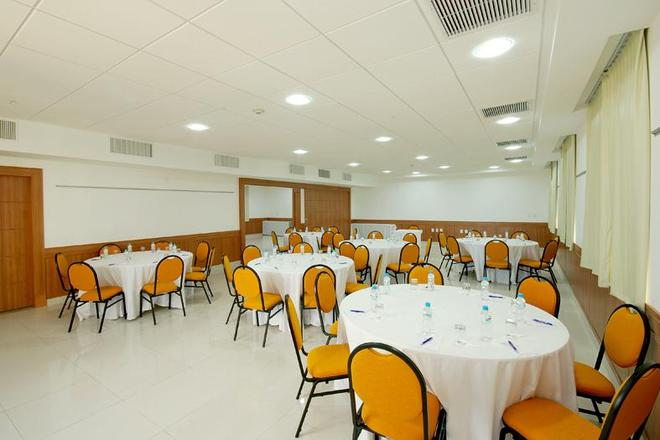 Hotel Atlantico Business Centro - Rio de Janeiro - Salão de banquetes
