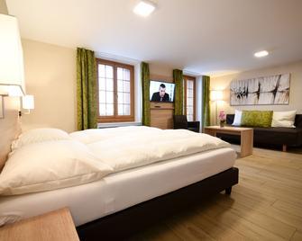 Brünig Lodge - Meiringen - Slaapkamer