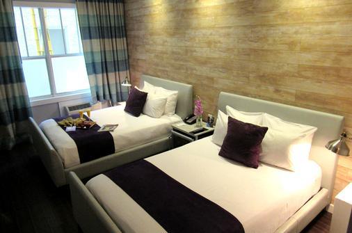 Hotel Shelley - Miami Beach - Bedroom