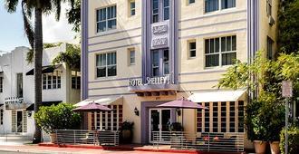 Hotel Shelley - Miami Beach - Bâtiment