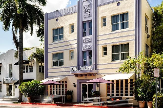 Hotel Shelley - Miami Beach - Edificio