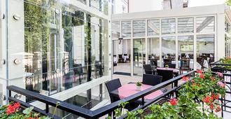 Hotel Boutique Brajt - Wrocław - Balcón