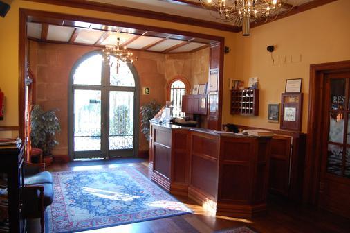 Hotel Artaza - Getxo - Front desk