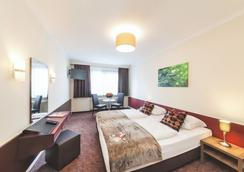 不來梅漢薩霍夫新奇經濟型酒店 - 布萊梅 - 不萊梅 - 臥室