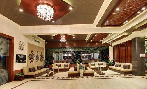 Hotel Harshikhar - Nainital - Rezeption