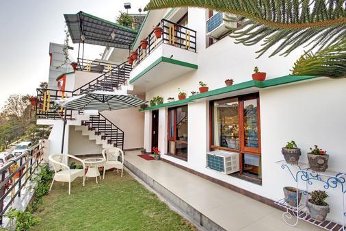 Hotel Harshikhar - Nainital - Gebäude