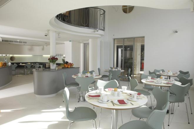 柏林霍夫酒店 - 基爾 - 基爾 - 餐廳