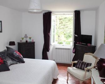 Bastide Le Jas - Aubagne - Schlafzimmer