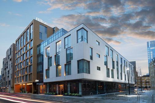 Hilton London Bankside - London - Building