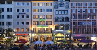 Hotel Schlicker - München - Rakennus