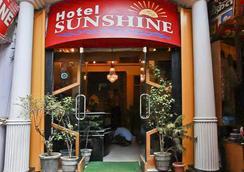 Hotel Sunshine - Haridwar - Cảnh ngoài trời