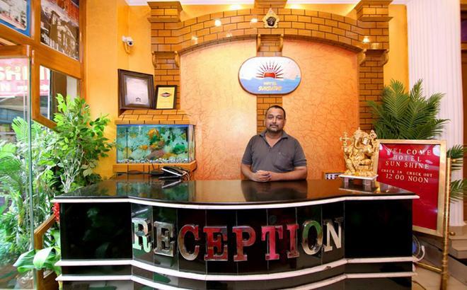 Hotel Sunshine - Haridwar - Lễ tân