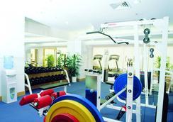 上海建國賓館 - 上海 - 健身房