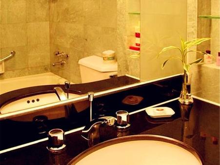 上海建國賓館 - 上海 - 浴室