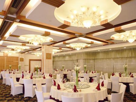 上海建國賓館 - 上海 - 宴會廳
