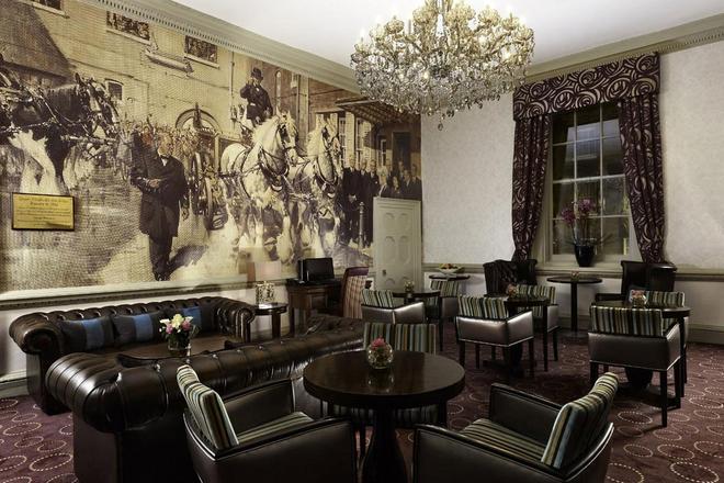 倫敦市蒙卡爾姆啤酒廠酒店 - 倫敦 - 倫敦 - 休閒室